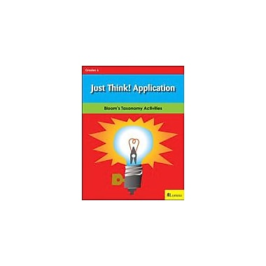 Milliken Publishing Just Think! Application, Gr 6 Problem Solving Workbook, Grade 6 [eBook]