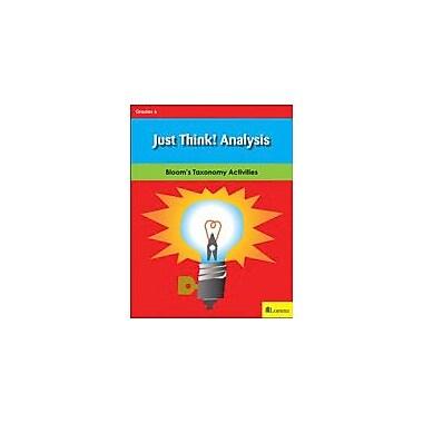 Milliken Publishing Just Think! Analysis, Gr 6 Problem Solving Workbook, Grade 6 [eBook]