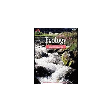 Milliken Publishing Discover! Ecology Science Workbook, Grade 4 - Grade 6 [Enhanced eBook]