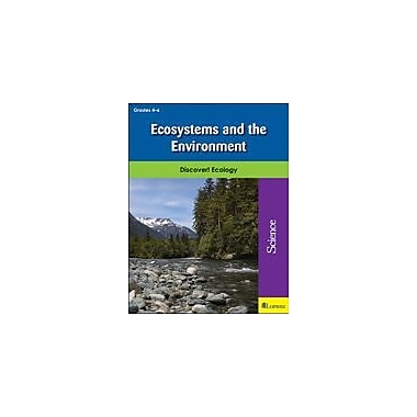 Milliken Publishing Ecosystems and the Environment Science Workbook, Grade 4 - Grade 6 [eBook]