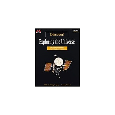 Milliken Publishing Discover! Exploring the Universe Science Workbook, Grade 4 - Grade 6 [eBook]