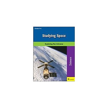 Milliken Publishing Studying Space Science Workbook, Grade 4 - Grade 6 [eBook]