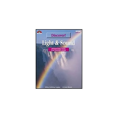 Milliken Publishing Discover! Light & Sound Science Workbook, Grade 4 - Grade 6 [eBook]