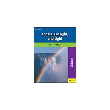 Milliken Publishing Lenses, Eyesight, and Light Science Workbook, Grade 4 - Grade 6 [eBook]
