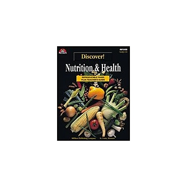 Milliken Publishing Discover! Nutrition & Health Science Workbook, Grade 4 - Grade 6 [eBook]