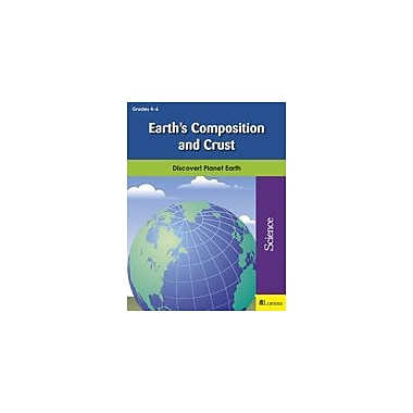 Milliken Publishing Earth's Composition and Crust Science Workbook, Grade 4 - Grade 6 [eBook]