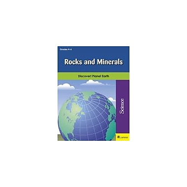 Milliken Publishing Rocks and Minerals Science Workbook, Grade 4 - Grade 6 [eBook]