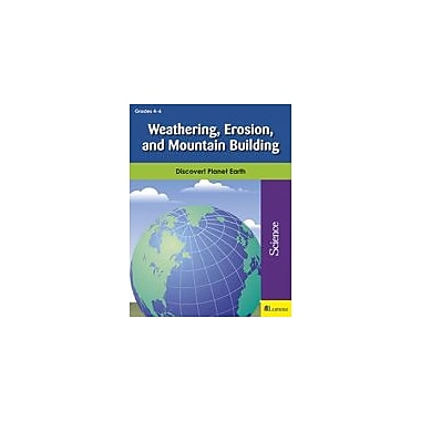 Milliken Publishing Weathering, Erosion, and Mountain Building Science Workbook, Grade 4 - Grade 6 [eBook]