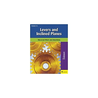 Milliken Publishing Levers and Inclined Planes Science Workbook, Grade 4 - Grade 6 [eBook]