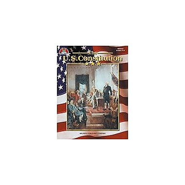 Milliken Publishing The U. S. Constitution History Workbook, Grade 7 - Grade 12 [eBook]