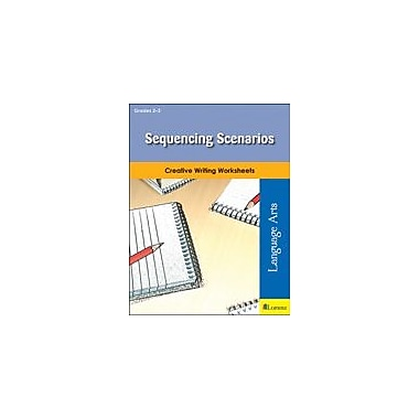 Milliken Publishing Sequencing Scenarios Language Arts Workbook, Grade 2 - Grade 3 [eBook]