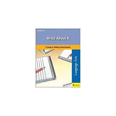 Milliken Publishing Write About It Language Arts Workbook, Grade 2 - Grade 3 [eBook]