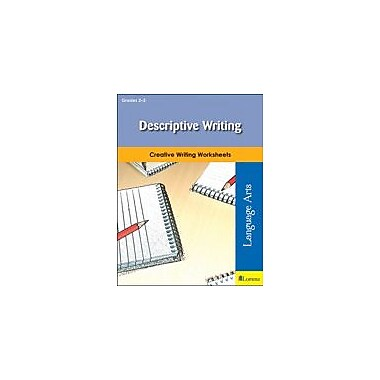 Milliken Publishing Descriptive Writing Language Arts Workbook, Grade 2 - Grade 3 [eBook]