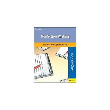 Milliken Publishing Nonfiction Writing Language Arts Workbook, Grade 2 - Grade 3 [eBook]