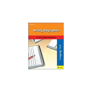 Milliken Publishing Writing Biographies Language Arts Workbook, Grade 3 - Grade 4 [eBook]