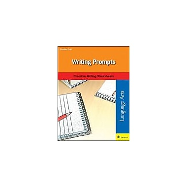 Milliken Publishing Writing Prompts Language Arts Workbook, Grade 3 - Grade 4 [eBook]