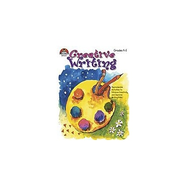Milliken Publishing Creative Writing Gr 4-5 Language Arts Workbook, Grade 4 - Grade 5 [Enhanced eBook]