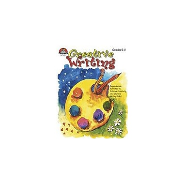 Milliken Publishing Creative Writing Gr 6-8 Language Arts Workbook, Grade 6 - Grade 8 [eBook]