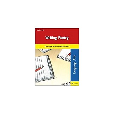 Milliken Publishing Writing Poetry Language Arts Workbook, Grade 6 - Grade 8 [eBook]
