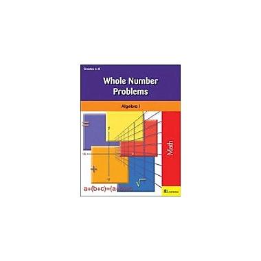 Milliken Publishing Whole Number Problems Math Workbook, Grade 6 - Grade 8 [eBook]