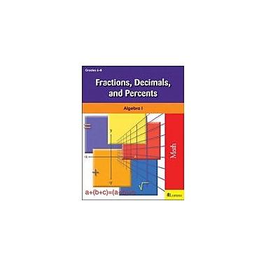 Milliken Publishing Fractions, Decimals, and Percents Math Workbook, Grade 6 - Grade 8 [eBook]