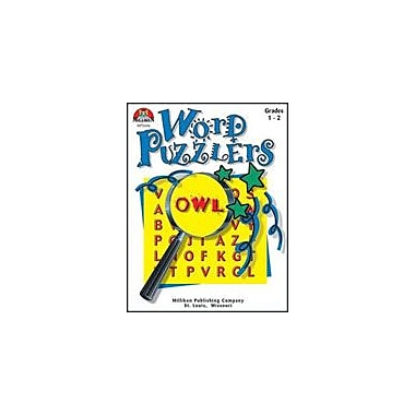 Milliken Publishing Word Puzzlers-2 Language Arts Workbook, Grade 1 - Grade 2 [eBook]