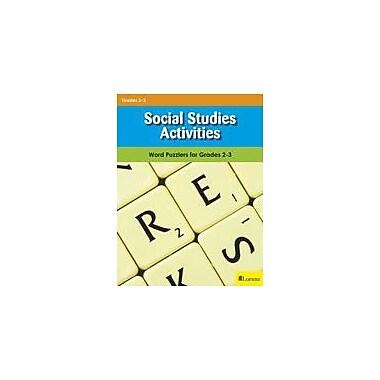Milliken Publishing Social Studies Activities Cross-Curricular Workbook, Grade 2 - Grade 3 [eBook]