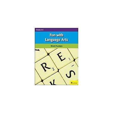 Milliken Publishing Fun With Language Arts Puzzles Workbook, Grade 3 - Grade 4 [eBook]