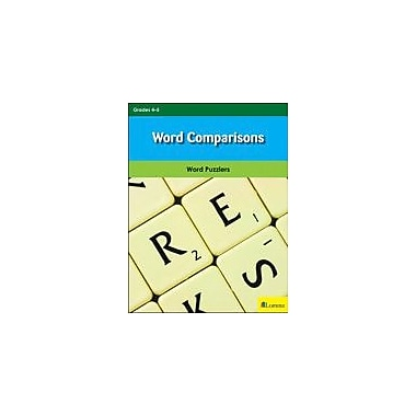 Milliken Publishing Word Comparisons Puzzles Workbook, Grade 4 - Grade 5 [eBook]