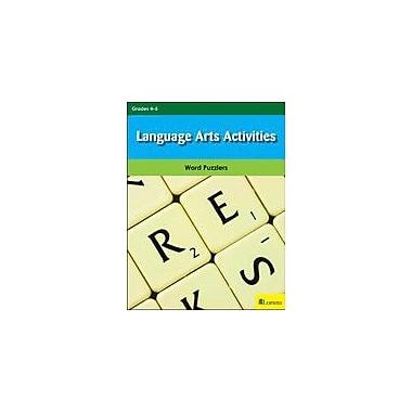 Milliken Publishing Language Arts Activities Puzzles Workbook, Grade 4 - Grade 5 [eBook]
