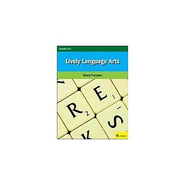 Milliken Publishing Lively Language Arts Puzzles Workbook, Grade 4 - Grade 5 [eBook]