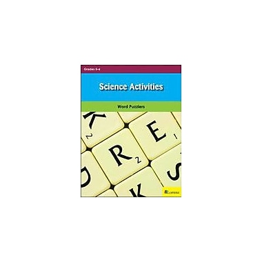 Milliken Publishing Science Activities Puzzles Workbook, Grade 5 - Grade 6 [eBook]
