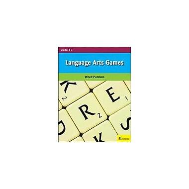 Milliken Publishing Language Arts Games Puzzles Workbook, Grade 5 - Grade 6 [eBook]