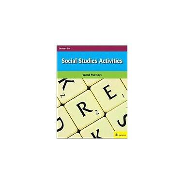 Milliken Publishing Social Studies Activities Puzzles Workbook, Grade 5 - Grade 6 [eBook]