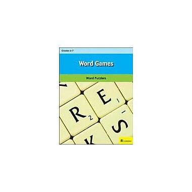 Milliken Publishing Word Games Puzzles Workbook, Grade 6 - Grade 7 [eBook]