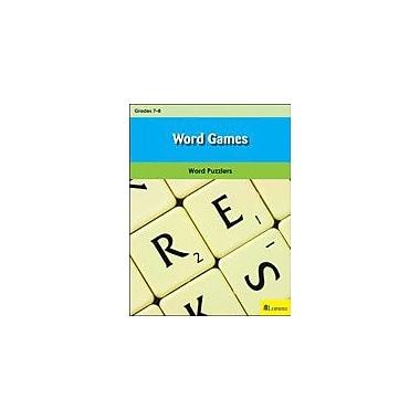 Milliken Publishing Word Games Puzzles Workbook, Grade 7 - Grade 8 [eBook]