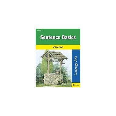 Milliken Publishing Sentence Basics Grammar Workbook, Grade 2 [eBook]