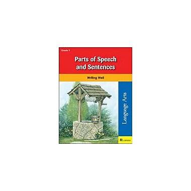 Milliken Publishing Parts of Speech and Sentences Grammar Workbook, Grade 3 [eBook]