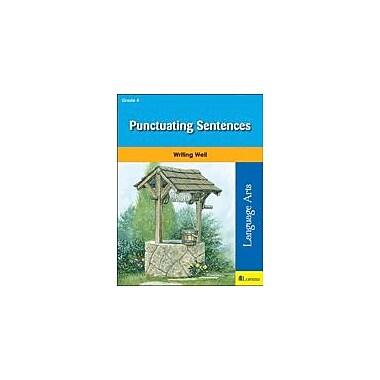 Milliken Publishing Punctuating Sentences Grammar Workbook, Grade 4 [eBook]