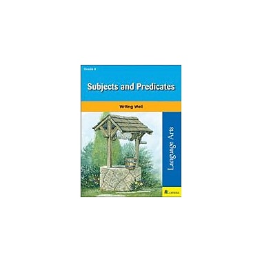Milliken Publishing Subjects and Predicates Grammar Workbook, Grade 4 [eBook]