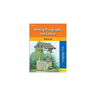 Milliken Publishing Writing Paragraphs and Letters Reading & Writing Workbook, Grade 5 [eBook]