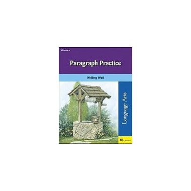 Milliken Publishing Paragraph Practice Language Arts Workbook, Grade 6 [eBook]