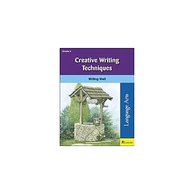 Milliken Publishing Creative Writing Techniques Language Arts Workbook, Grade 6 [eBook]