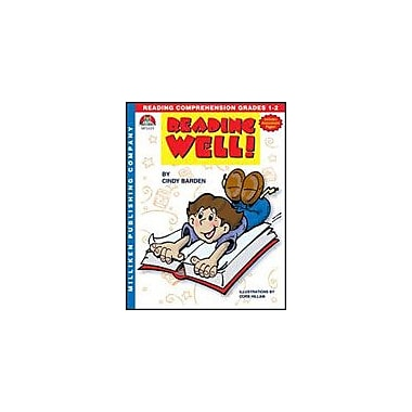 Milliken Publishing Reading Well Grades 1-2 Language Arts Workbook, Grade 1 - Grade 2 [Enhanced eBook]