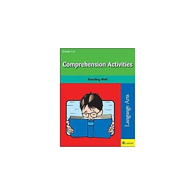 Milliken Publishing Comprehension Activities Language Arts Workbook, Grade 1 - Grade 2 [eBook]