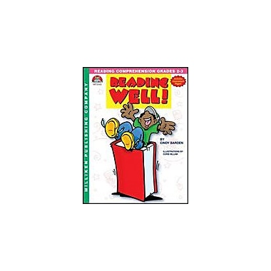 Milliken Publishing Reading Well Grades 2-3 Language Arts Workbook, Grade 2 - Grade 3 [eBook]