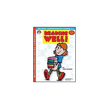 Milliken Publishing Reading Well Grades 3-4 Language Arts Workbook, Grade 3 - Grade 4 [Enhanced eBook]