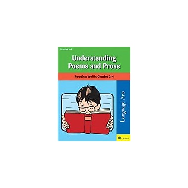 Milliken Publishing Understanding Poems and Prose Reading & Writing Workbook, Grade 3 - Grade 4 [eBook]