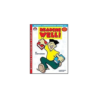 Milliken Publishing Reading Well Grades 4-5 Language Arts Workbook, Grade 4 - Grade 5 [eBook]