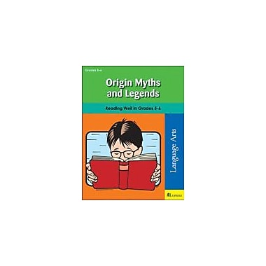 Milliken Publishing Origin Myths and Legends Reading & Writing Workbook, Grade 5 - Grade 6 [eBook]